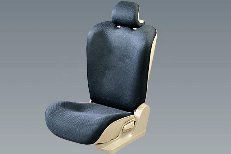 Foam padded seat